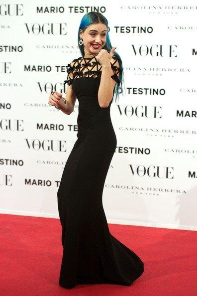 Vogue and Mario Testino party