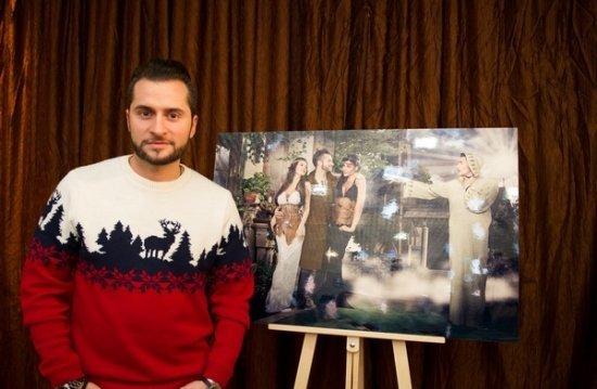 выставка Микеле Чеппи