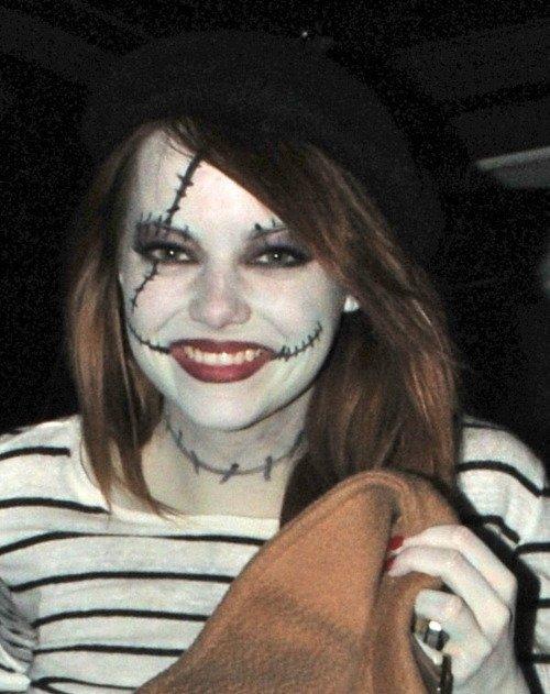 Наряд на хэллоуин своими руками фото
