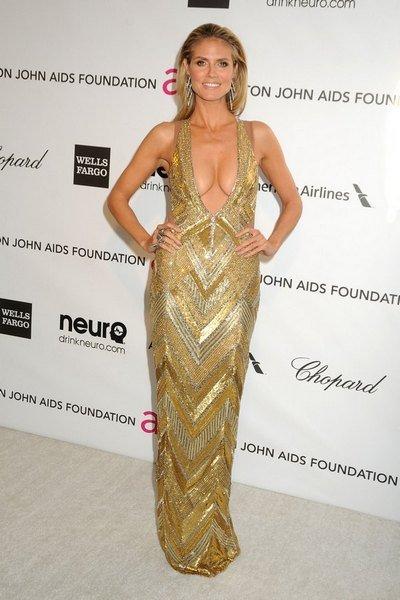 Худшие платья Оскар 2013