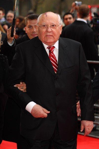 Юбилей Михаила Горбачева