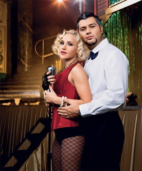 Голые фото алексея чумакова и юлии ковальчук