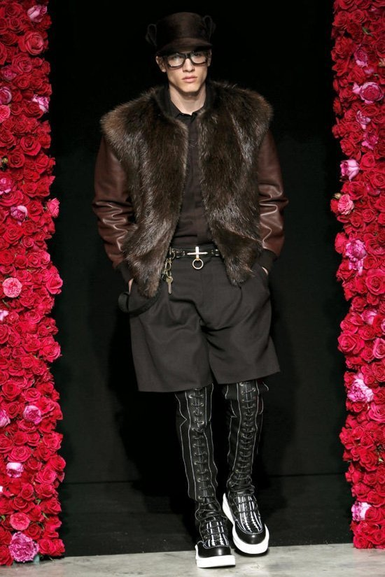 Модные мужские куртки 2011