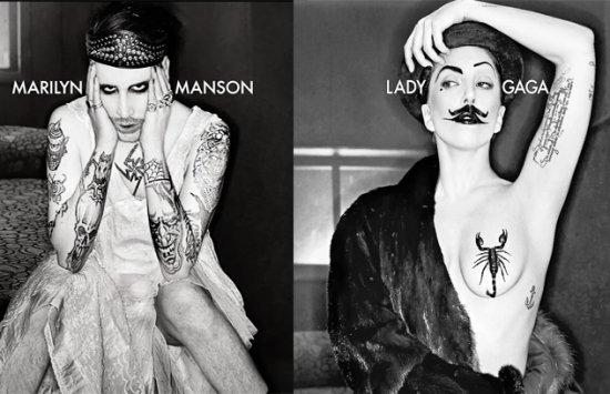 Мэрилин менсон транссексуал