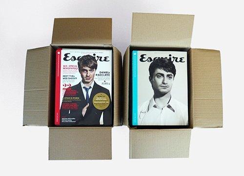 Дэниел Рэдклифф для Esquire