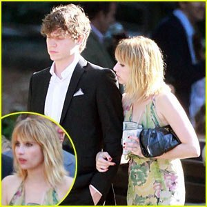 Emma roberts and evan peters are seen in midtown on january 8 2013 in new york city