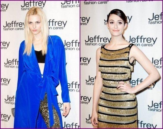 Jeffrey Fashion Cares