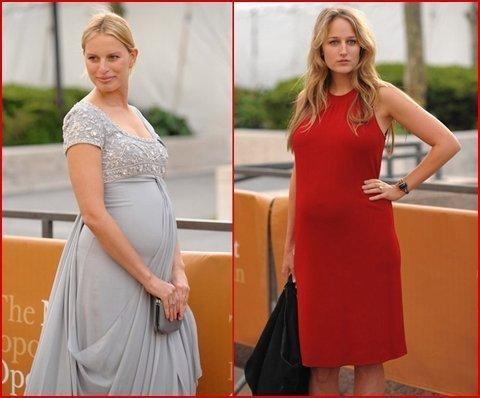 Фото беременных звезд российских