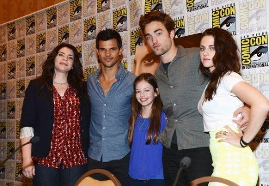 Twilight Comic-Con 2012