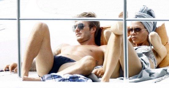 David Beckham 7 News