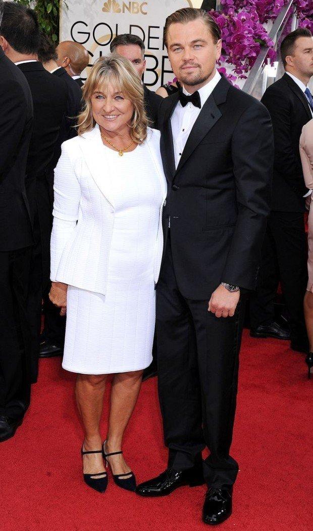 71st Annual Golden Globe Awards, Arrivals, Los Angeles, America - 12 Jan 2014