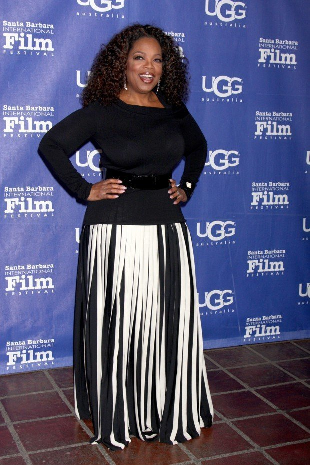 SBIFF honors Oprah Winfrey