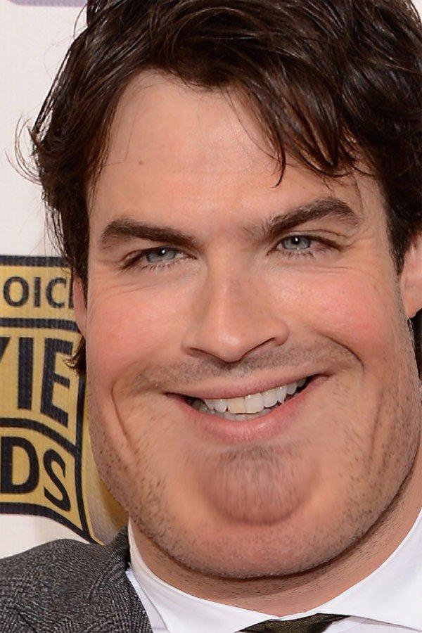 fat-celebrities-ian-somerhalder