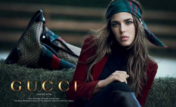 Смотреть Внучка Грейс Келли снялась в рекламе Gucci видео