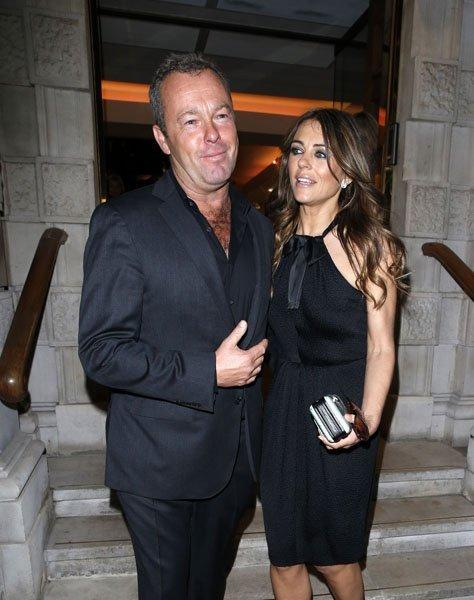 Celebrity Sightings In London - April 30, 2014