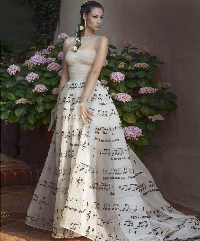 Marica pellegrinelli wedding