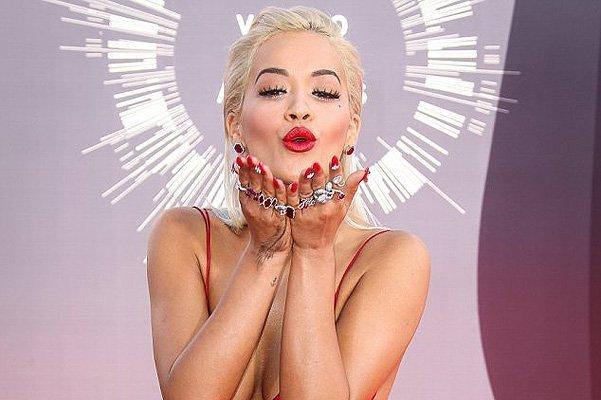 Маникюр Риты Оры для MTV VMA стоил 56 тысяч долларов