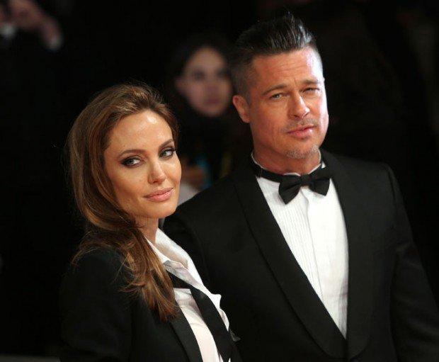 Анджелина Джоли подарила мужу часы стоимостью $3 миллиона