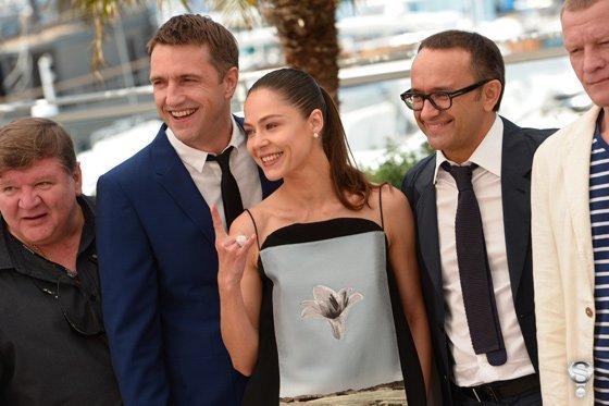 """Продюсеры фильма """"Горько!"""" утверждают, что """"Левиафан"""" не может претендовать на """"Оскар"""""""