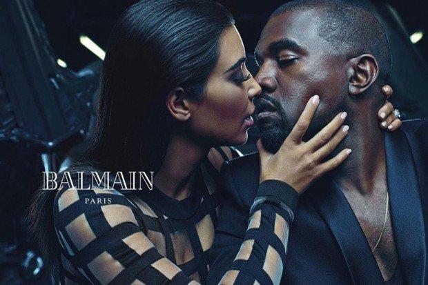 Kim-Kardashian-Kanye-West-Balmain-Glamour-22Dec14_Balmain_b_810x540