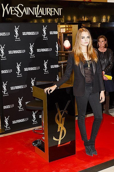 YSL Beauty: YSL Loves Your Lips Party - Photocall