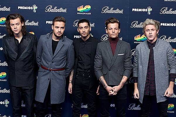 40 Principales Awards 2014 - Photocall