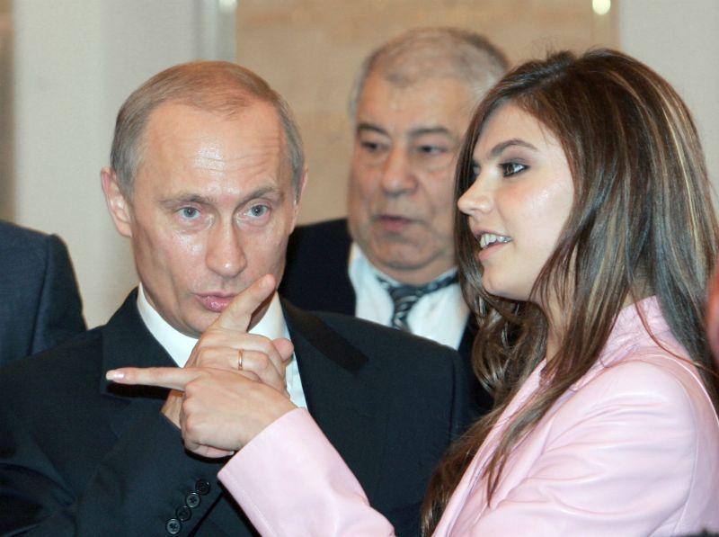 Алина Кабаева родила от Путина — швейцарские СМИ