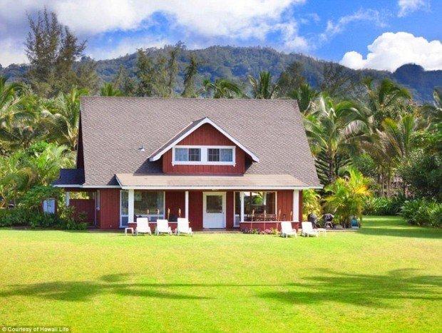 джулия робертс продает сахарную плантацию гавайях
