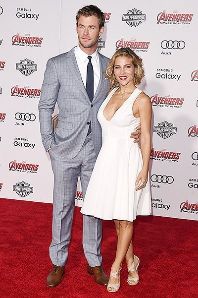 "Premiere Of Marvel's ""Avengers: Age Of Ultron"" - Arrivals"