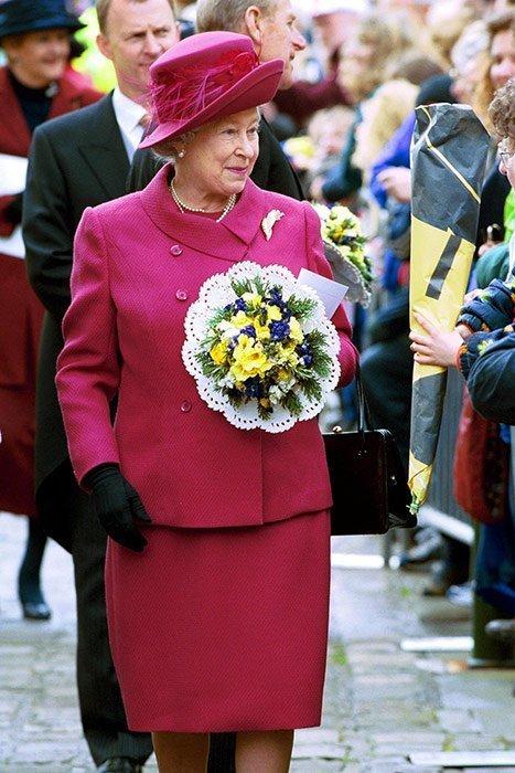 Поздравление от королевы елизаветы 3