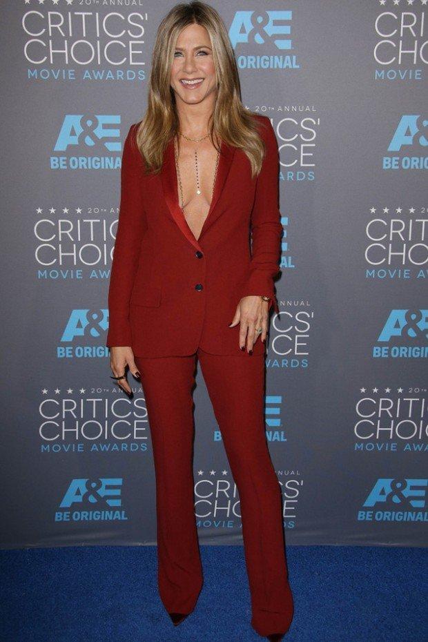 20th Annual Critics' Choice Movie Awards, Arrivals, Los Angeles, America - 15 Jan 2015