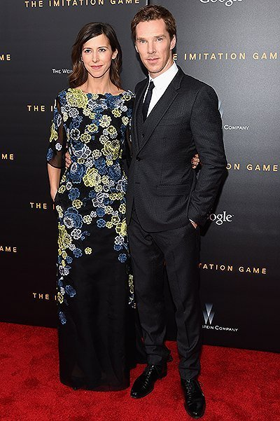 """""""The Imitation Game"""" New York Premiere - Arrivals"""