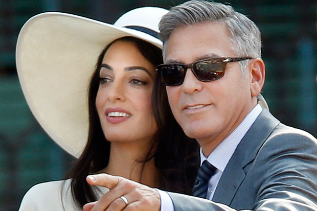 Джордж и Амаль Клуни ссорятся из-за недвижимости