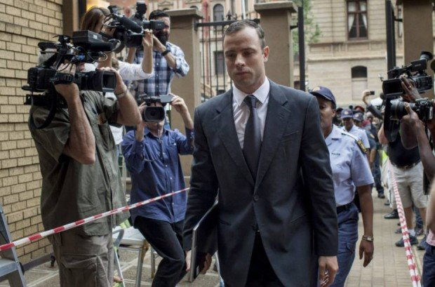 Оскар Писториус покинет тюрьму на следующей неделе
