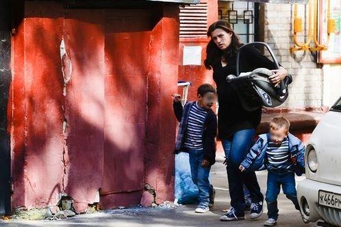 евгений цыганов фото семьи термобелье теряет