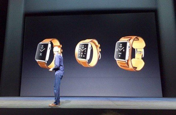 Apple и Herms объявили о создании особой коллекции часов