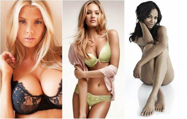 Men's Health определил самых сексуальных женщин мира