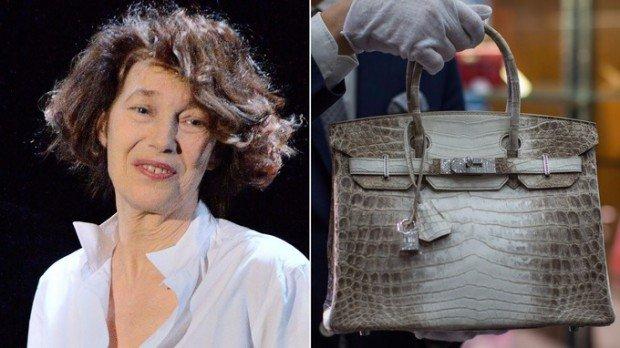 Джейн Биркин и Hermes уладили вопрос с крокодиловыми сумками