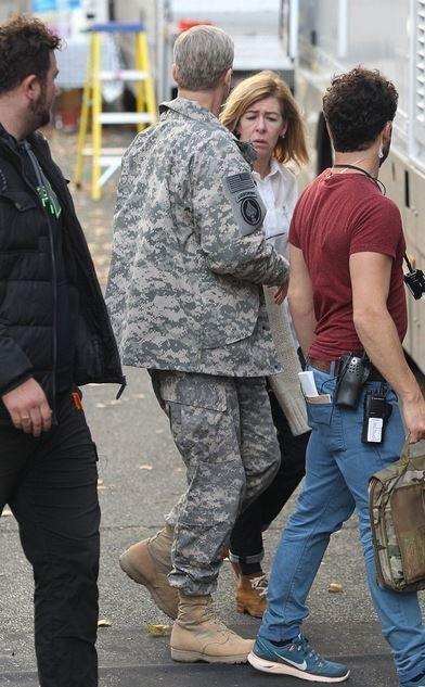 Брэд Питт поседел из-за роли генерала в 2019 году