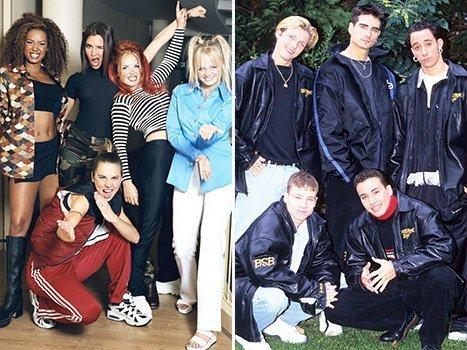 Spice Girls и Backstreet Boys ведут переговоры о совместном туре