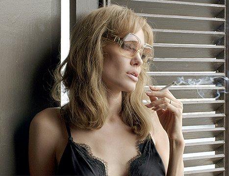 Анджелина Джоли боялась сниматься обнажённой