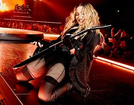 За два месяца турне  Rebel Heart  Мадонна заработала 46 миллионов долларов