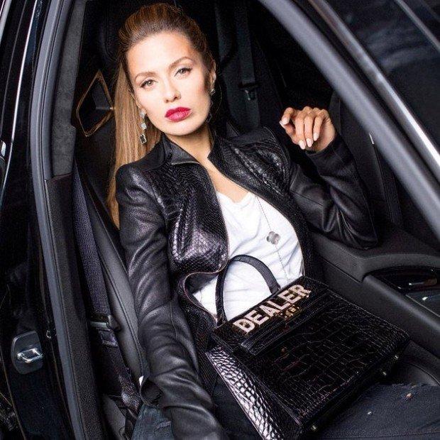 Виктория Боня ответила на обвинения в том, что она оказывала эскорт-услуги