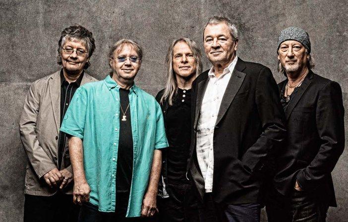 Deep Purple дадут в Москве концерт по заявкам
