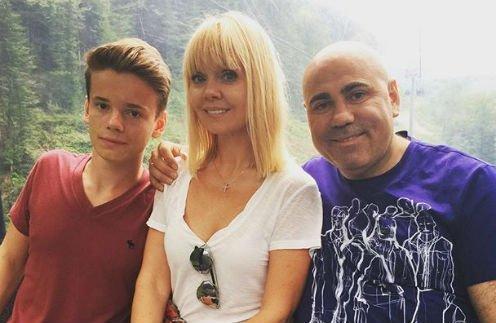 Иосиф Пригожин прокомментировал уход  17-летнего пасынка из дома