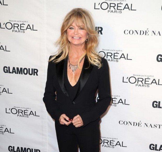 Голди Хоун возвращается на большие экраны после 14-летнего перерыва