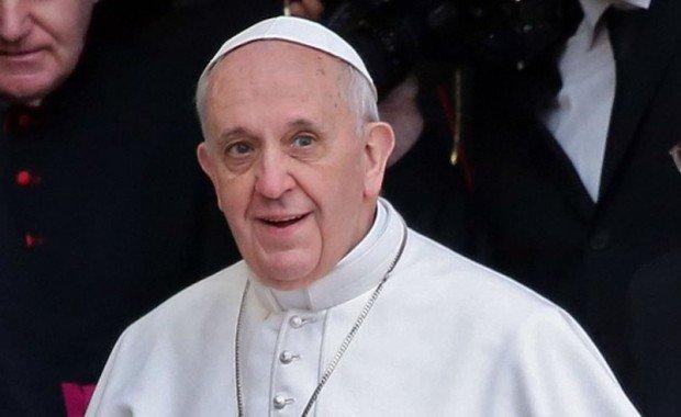 Папа римский не собирается сниматься в кино