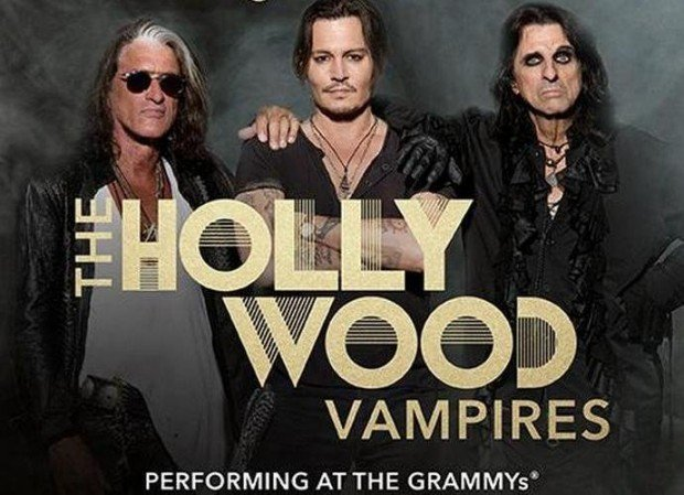 Группа Джонни Деппа выступит на церемонии вручения Grammy