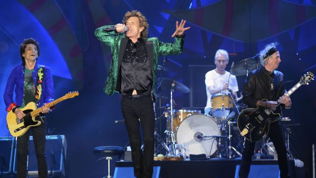 Rolling Stones наняла охрану из-за убийства сотрудника