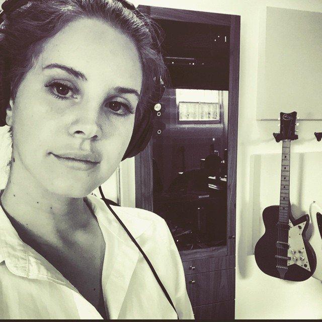Лана Дель Рей готовит новый альбом